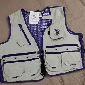 Char Bloom Fishing Vest